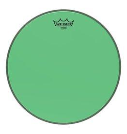 Remo Peau Emperor Colortone Vert 14po