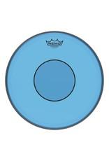 Remo Powerstroke 77 Colortone Blue Head 14in