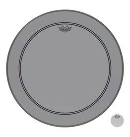 Remo Powerstroke P3 Colortone Smoke Bass Head 20in