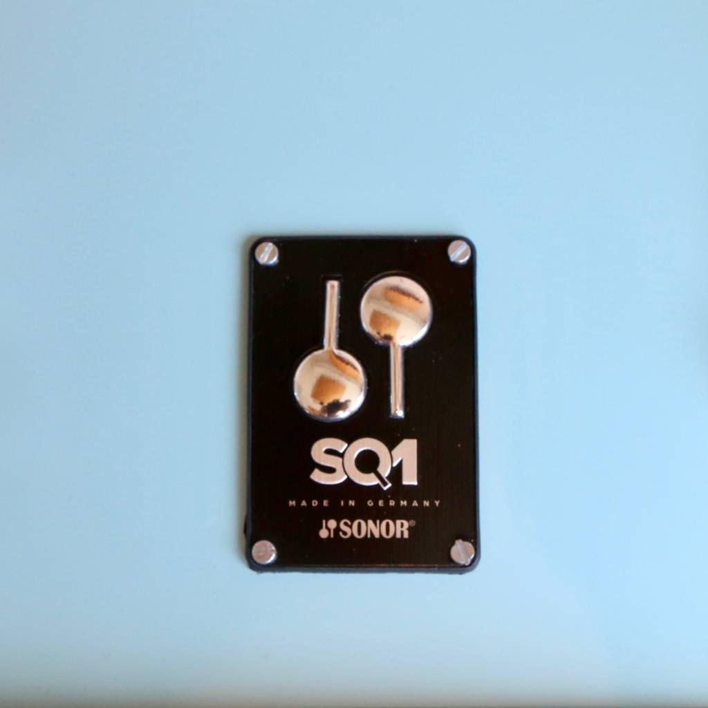Sonor Batterie Sonor SQ1 Cruiser Blue 24-13-16po