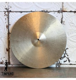 Used Masterwork Jazz Masters crash/ride cymbal 20in