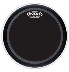 Evans Peau de grosse caisse Evans EMAD Onyx 22po