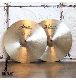 Zildjian Used Zildjian Prototype K Sweet Hi hat Cymbals 15in