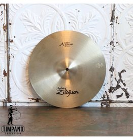 Zildjian Used Zildjian A Fast Crash 14in
