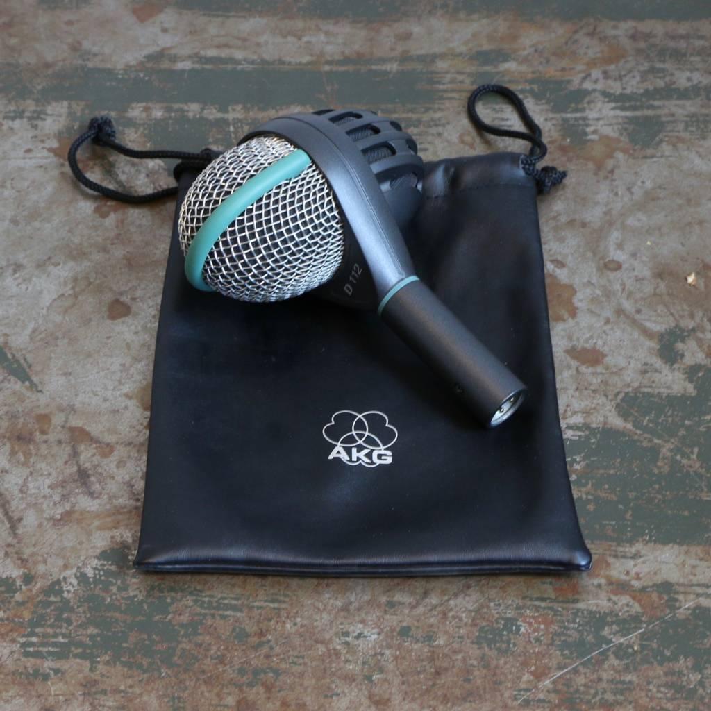Used AKG D112 MK2 Bass Drum Microphone