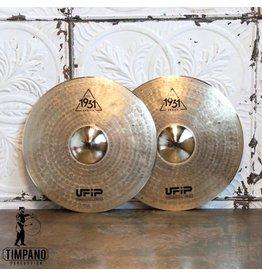UFiP Cymbales hi-hat UFiP Est.1931 Series 14po