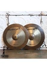 Used Masterwork Sabbar Series Hi-hat Cymbals 15in