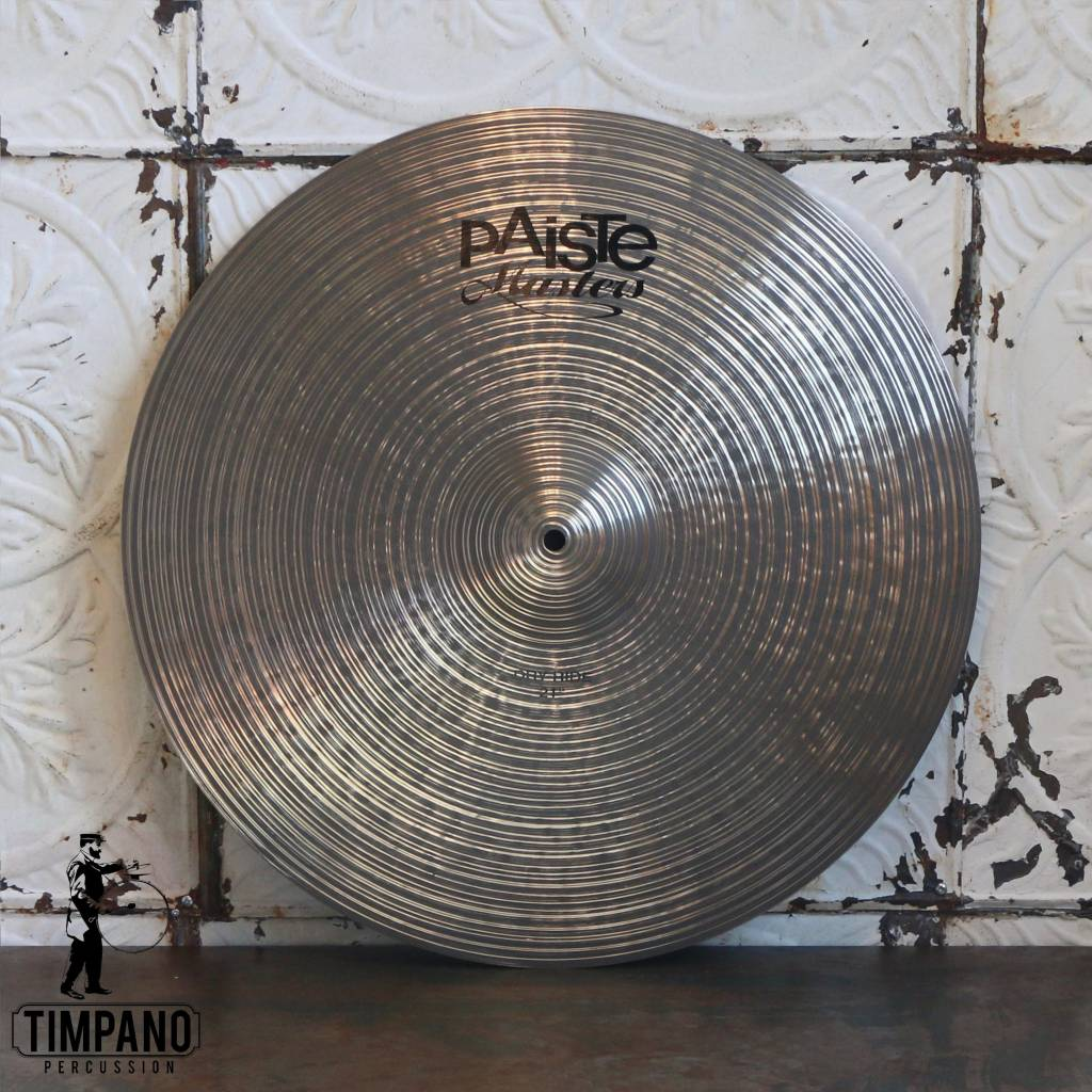 Paiste Cymbale ride Paiste Masters Dry 21po