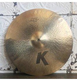 Zildjian Cymbale usagée Zildjian K Custom Dark Ride 22po