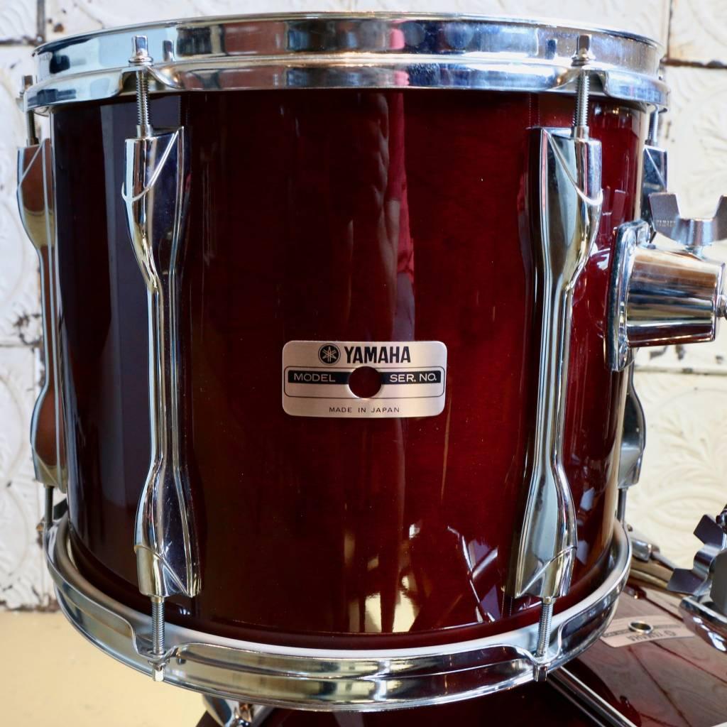 Yamaha Used Yamaha Recording Custom Drum Kit 20-10-12-14in