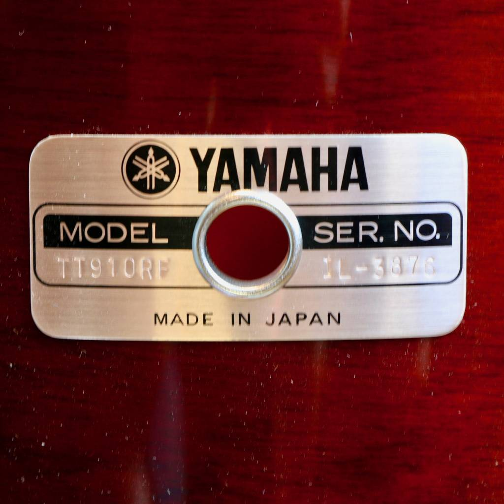 Yamaha Batterie usagée Yamaha Recording Custom 20-10-12-14po