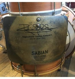 Sabian Used Sabian Signature Cascara 14X10in