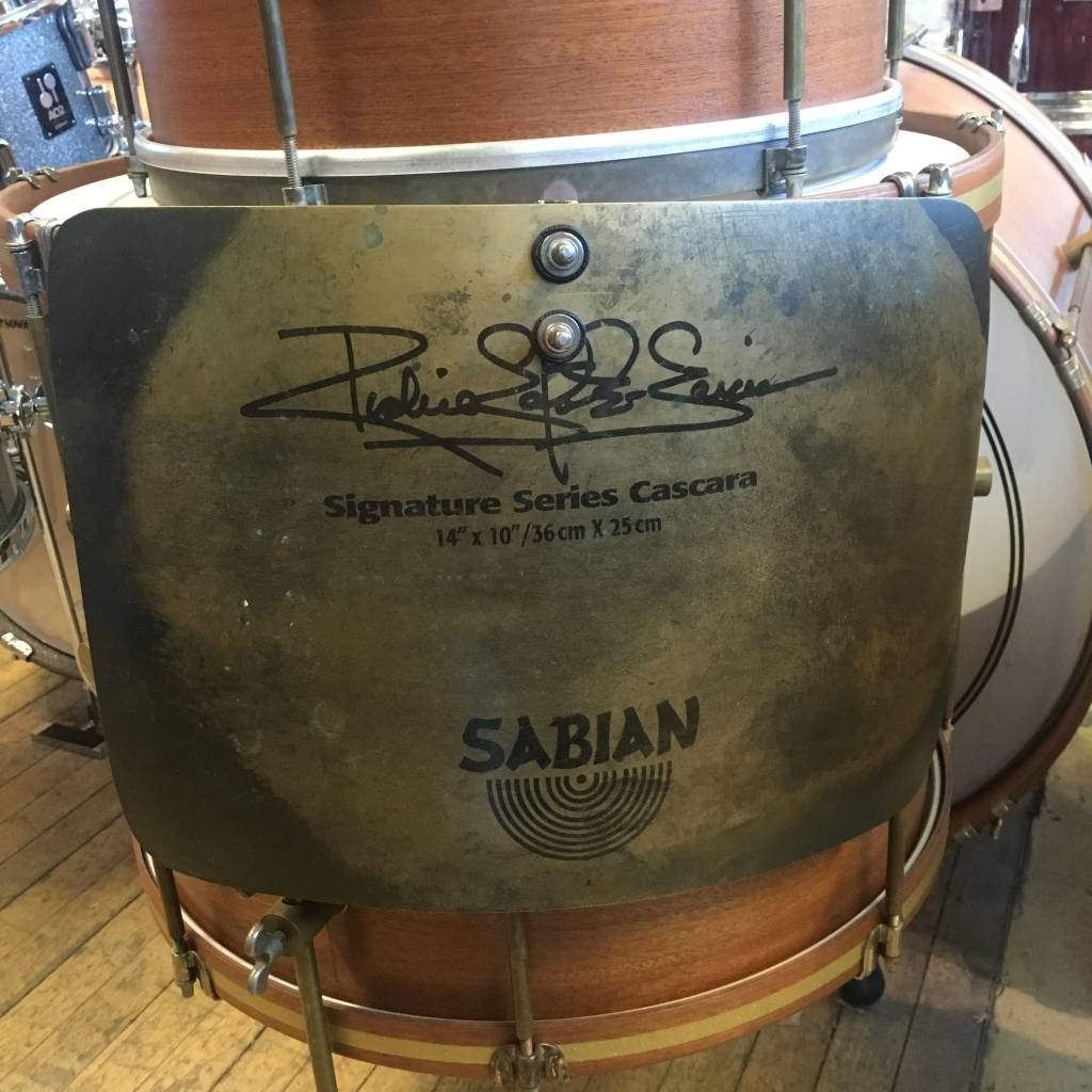 Sabian Used Sabian Signature Cascara 14X10in
