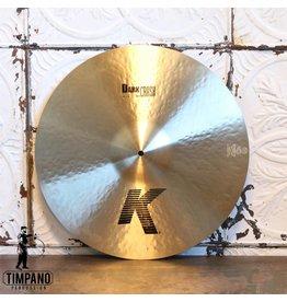 Zildjian Cymbale crash usagée Zildjian K Dark Thin 20po