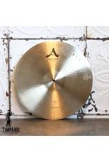 """Zildjian Cymbale usagée Zildjian Armand Ride """"Beautiful Baby"""" 19po avec rivets"""