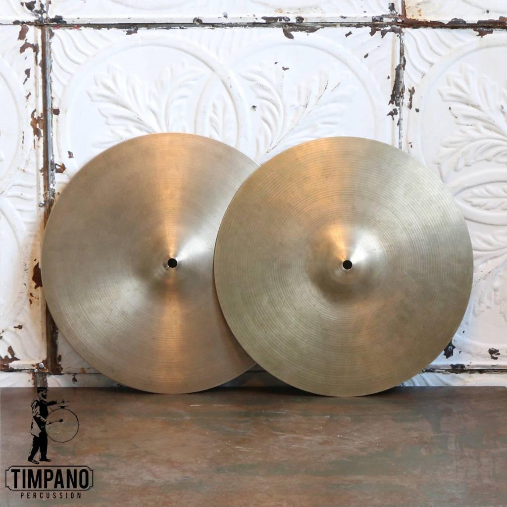 Zildjian Cymbales usagées Hi-Hat Zildjian Avedis (made in Canada) 14po