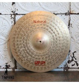 U-FIP UFiP Natural Light Ride Cymbal 21in