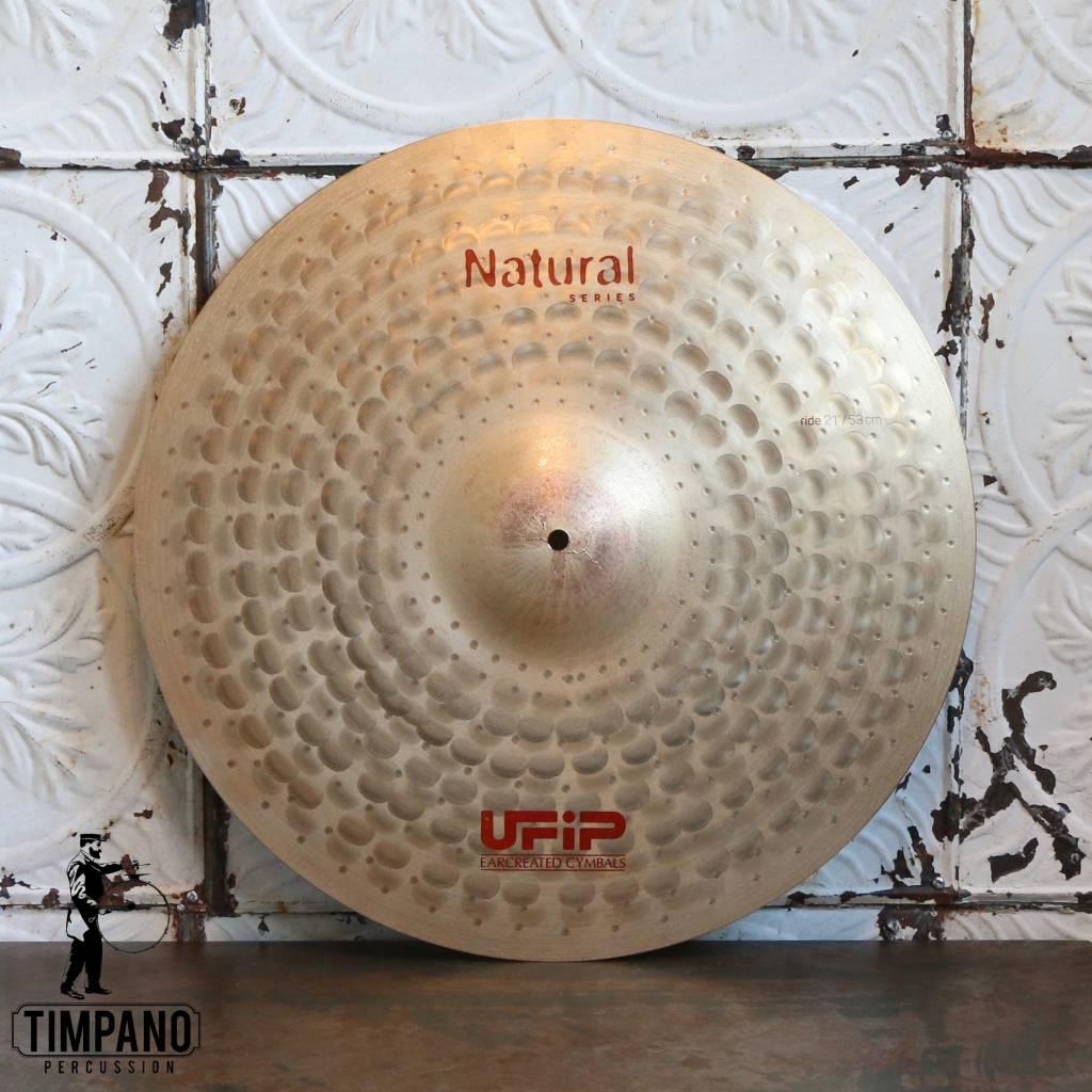 U-FIP UFiP Natural Light Ride Cymbal 21in