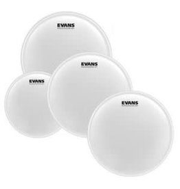 Evans Pack of EVANS UV1 Coated Fusion (10; 12; 14in) + snare skin 14po