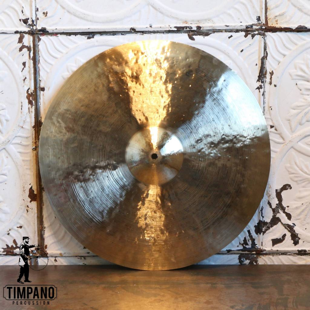 Byrne Cymbals Cymbale ride Byrne Light Vintage 19po