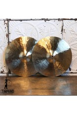 Byrne Cymbals Byrne Light Vintage hi-hat Cymbals 14in