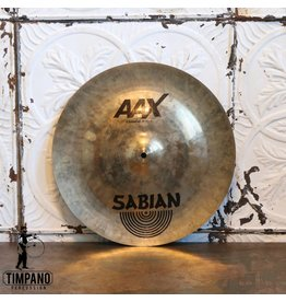 Sabian Cymbale chinoise usagée Sabian AAX 16po