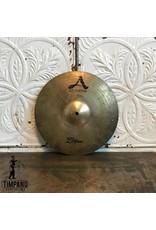Zildjian Used Zildjian A Custom Crash Cymbal 14in