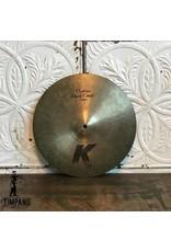 Zildjian Cymbale crash usagée Zildjian K Custom Dark 15po
