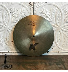 Zildjian Cymbale crash usagée Zildjian K Custom Dark 15po