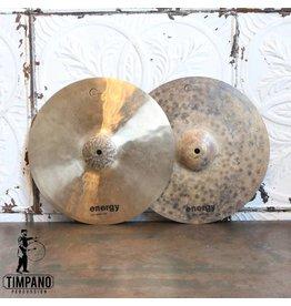 Dream Used Dream Energy Hi-hat Cymbals 14in