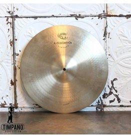 Zildjian Cymbale crash usagée Zildjian Avedis Vintage 18po