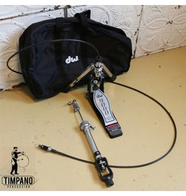 DW Used DW 9000 Remote Hi-hat (with bag)
