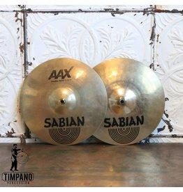 Sabian Cymbales hi-hat usagées Sabian AAX Studio 13po