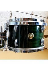Gretsch Batterie Gretsch Broadkaster 135e Anniversaire Emerald Green 18-12-14po + caisse claire 14po