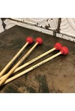 Musser Baguettes de vibraphone Musser Good Vibes MGV37 dures, jeu de quatre