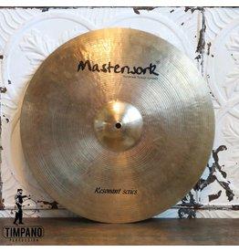 Used Masterwork Resonant Extra Thin Crash Cymbal 18in