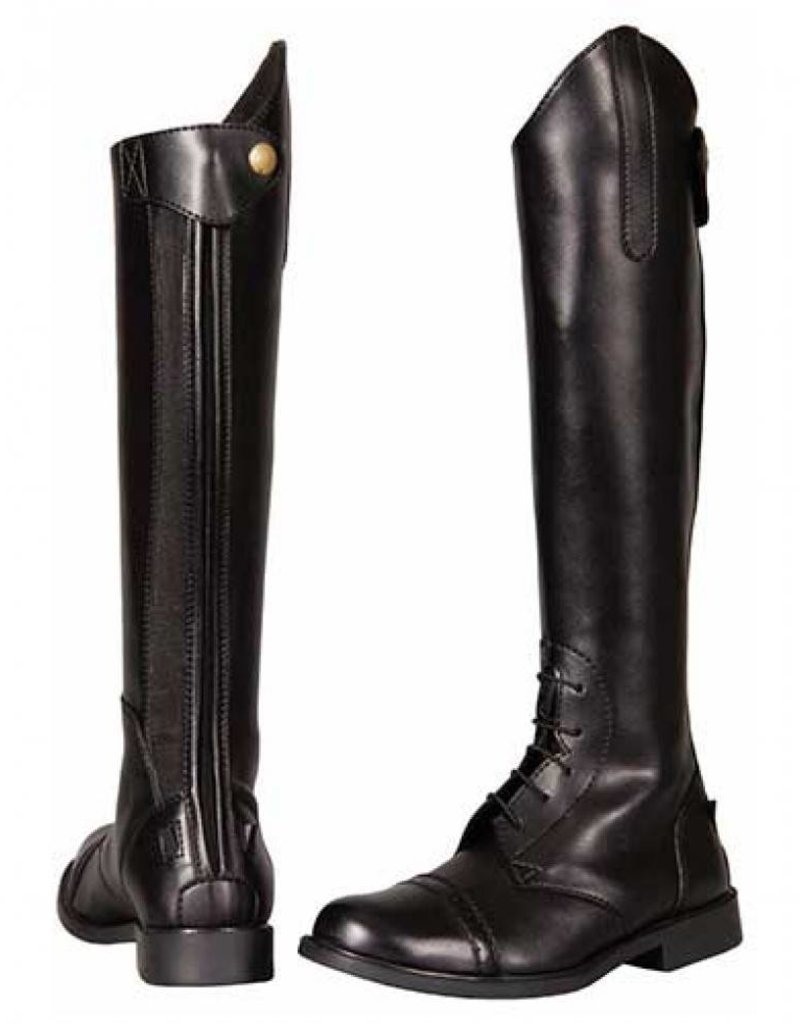 Ladies TuffRider Starter Back Zip Field Boots