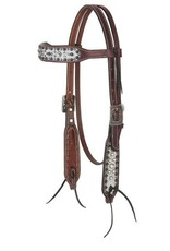 WEAVER LEATHER Weaver Leather Stacy Westfall Showstopper Headstall