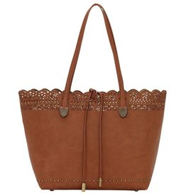 Bandana Darlington Tote Saddle