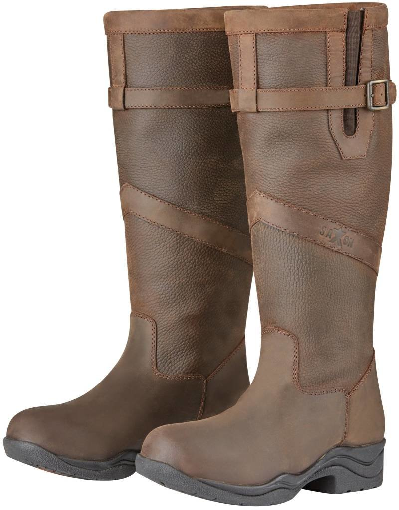 Saxon Chidsbury Boot Brown