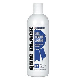 Quic Black Shampoo 16oz