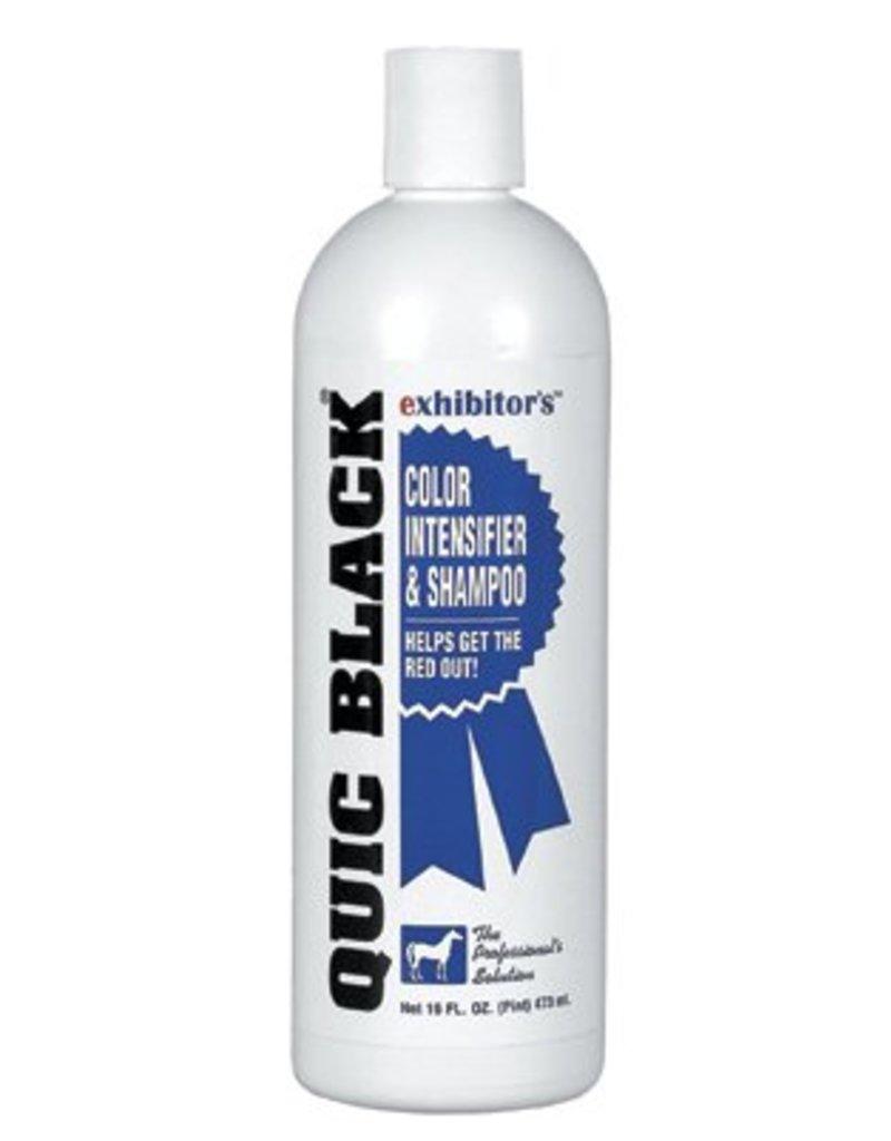 Quic black shampoo 16oz