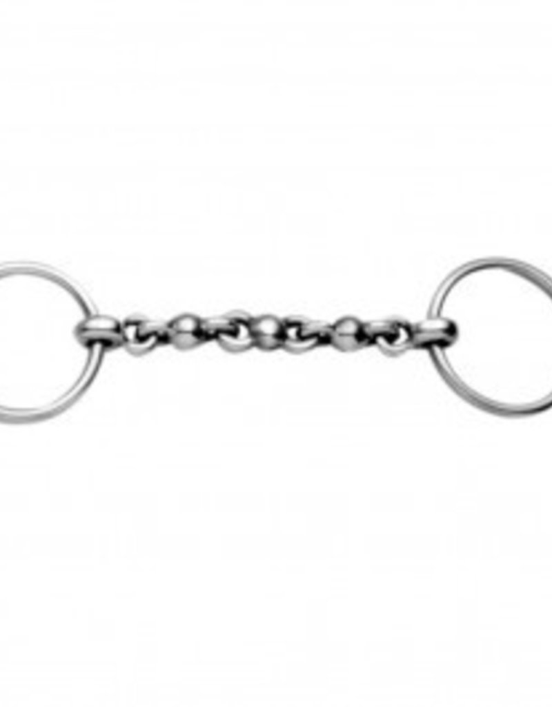 KORSTEEL Korsteel Waterford Loose Ring Snaffle