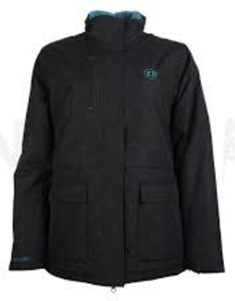 DUBLIN Dublin Adda Waterproof Jacket Blue