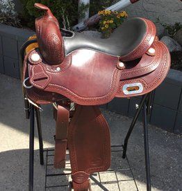 """Madison Trail Saddle 15"""""""