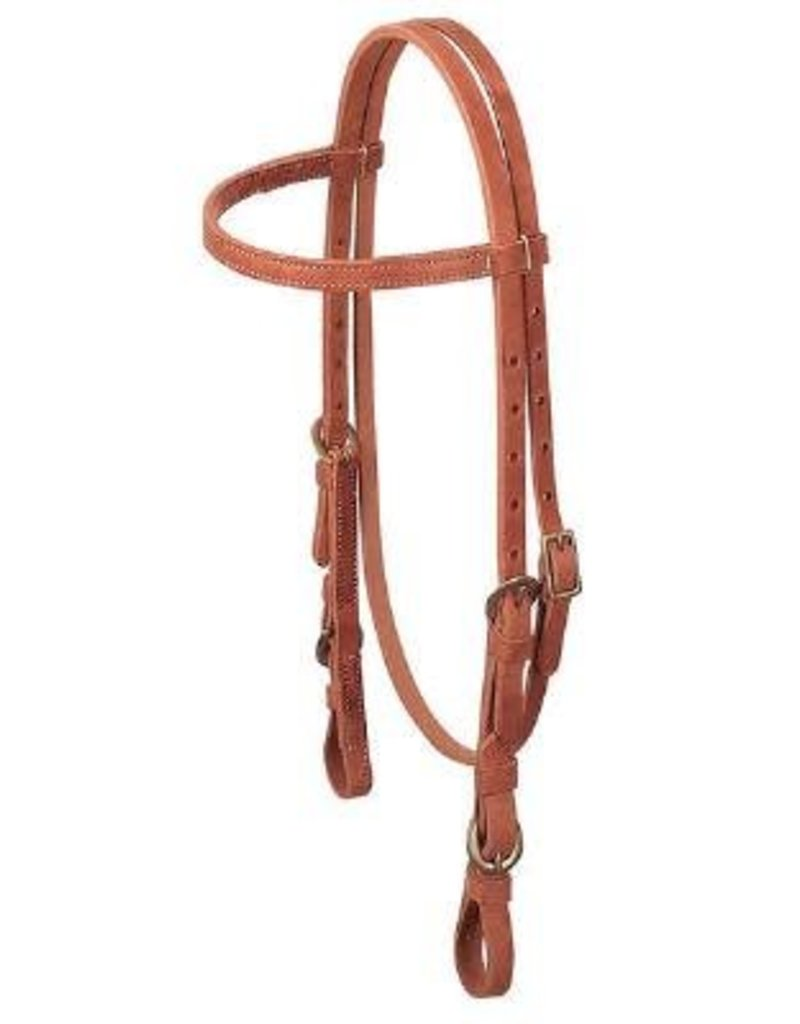 Weaver Pro Tack Browband Quick Change Headstall