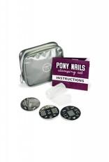 Pony Nails Stamping Kit
