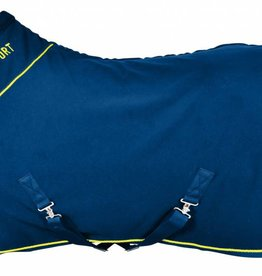HANSBO SPORT HANSBO Sport IC Fleece Cooler Standard Neck - Blue