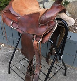 "Eamor Western Saddle 15"" - Consignment"