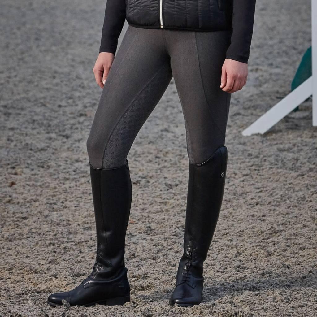 0660cca09 DUBLIN Dublin Warm-It Winter Tight -Charcoal Grey - Abby Saddle Shop